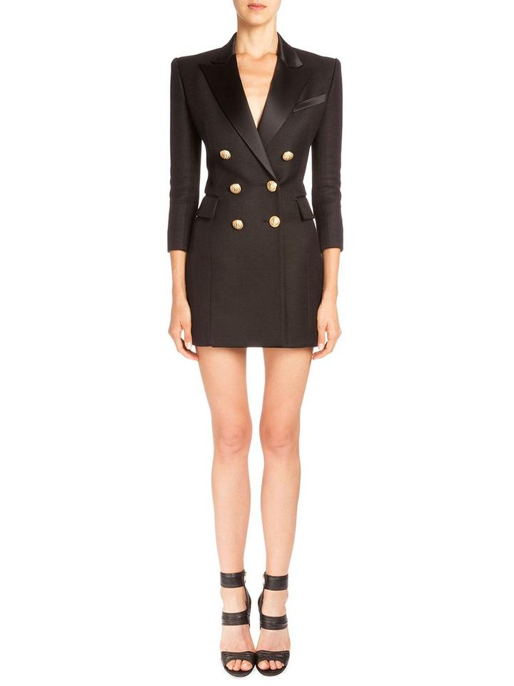 Double Breasted Blazer Dress - $240 | on sale $119