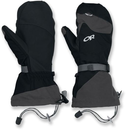 Outdoor Research Meteor Mittens - $79 | VEGAN