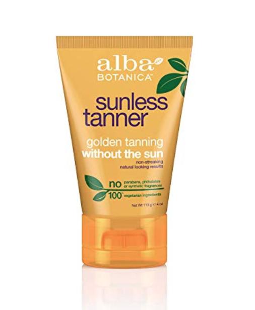 Alba Botanica Sunless Tanner - $6.49