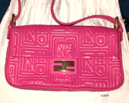 Vintage Pink Fendi Baguette - Pre-Owned on Poshmark | $699