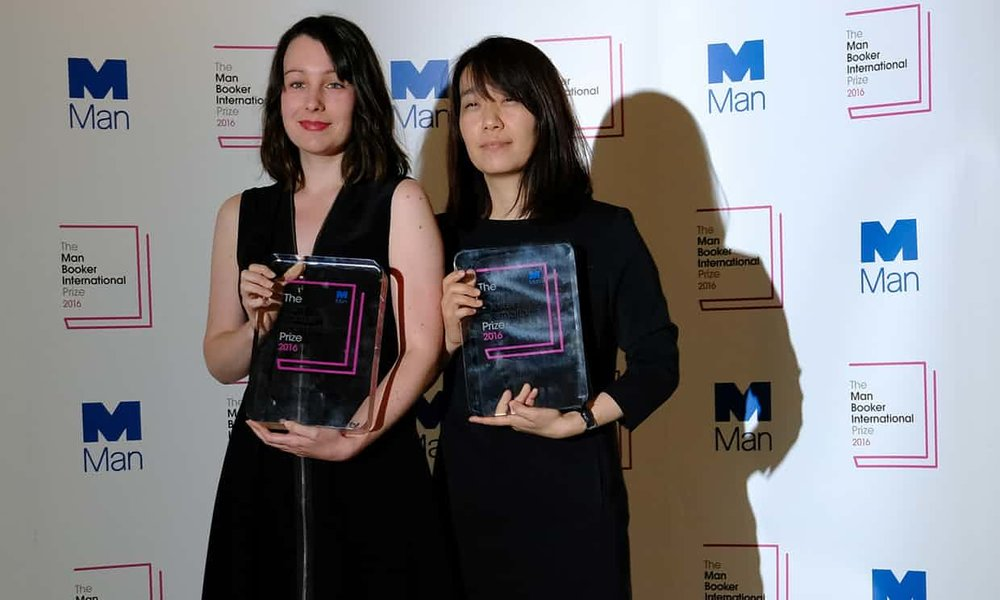Deborah Smith y Han Kang
