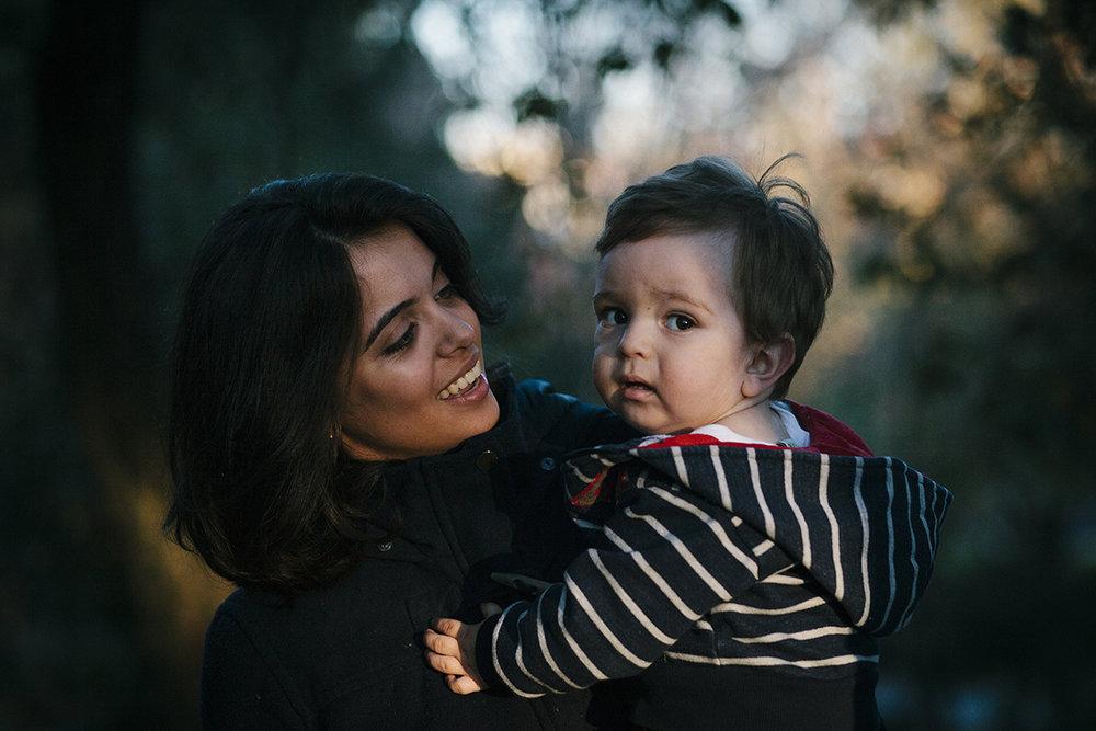 Fotógrafos de família no Porto