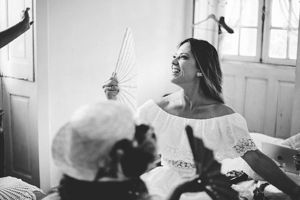 Retrato de noiva no Porto