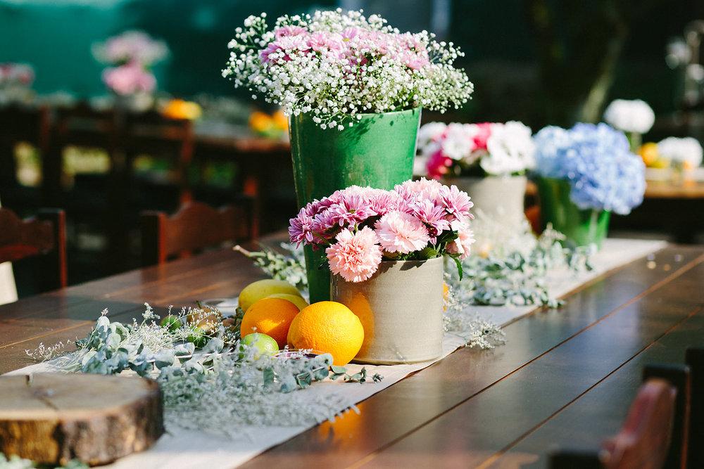 Backyard Wedding in Portugal