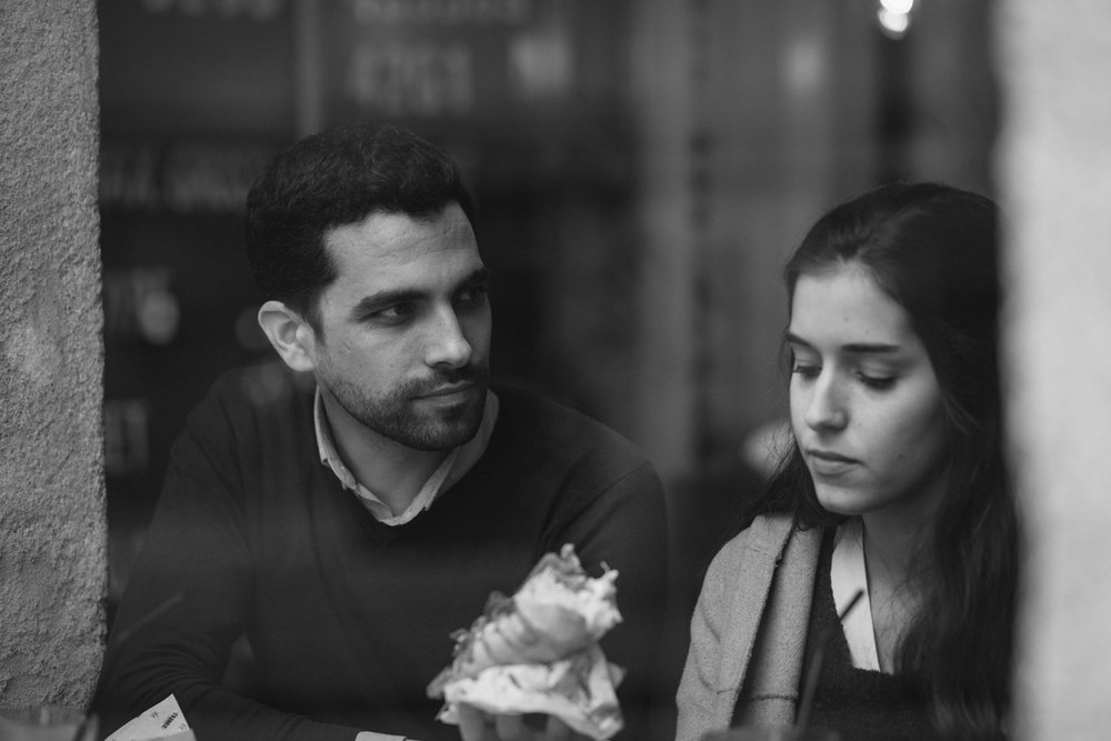 Sessão de casal no Porto