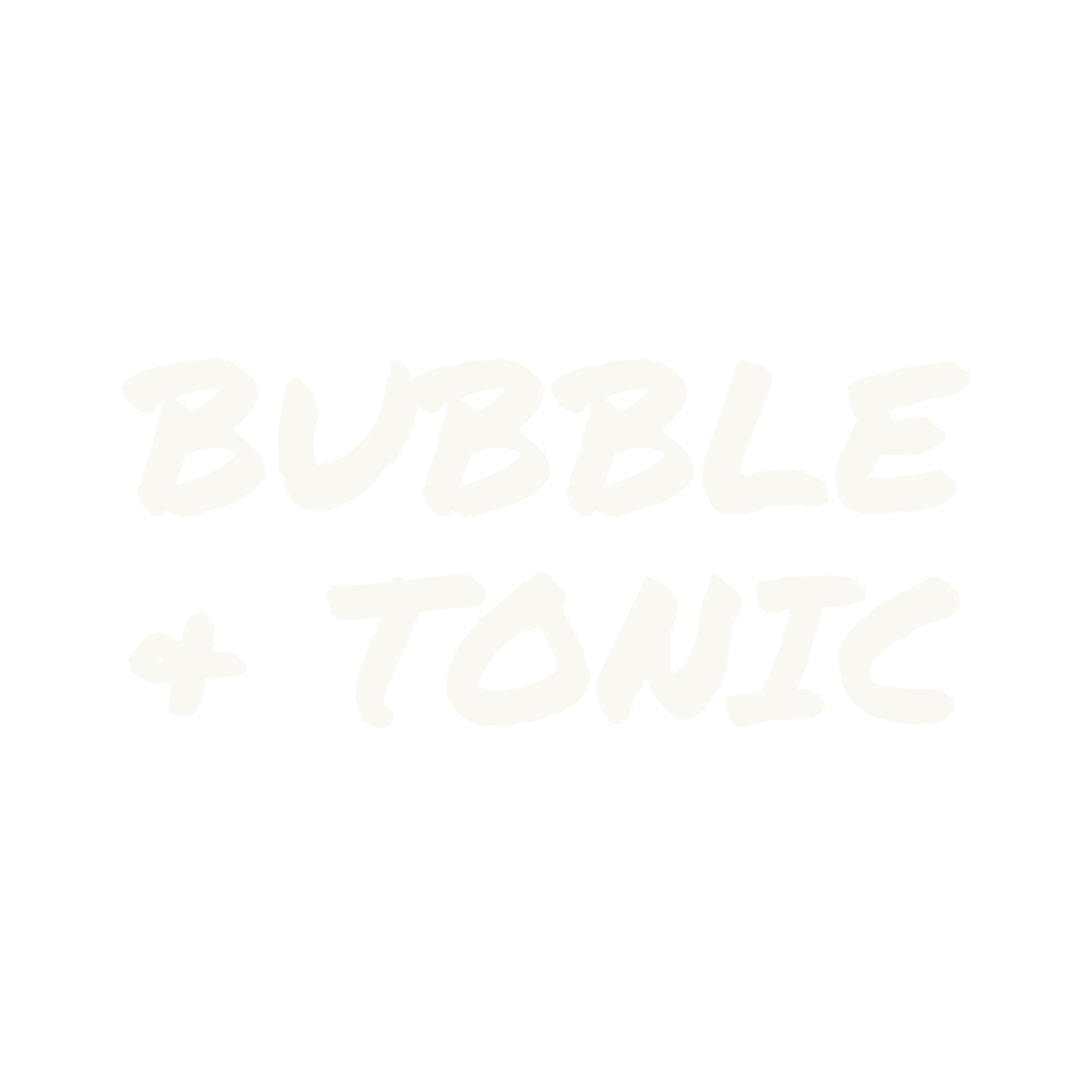 Bubble & Tonic