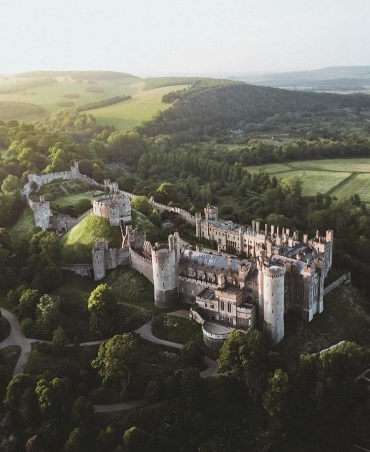 Photo credit - Instagram Arundel Castle