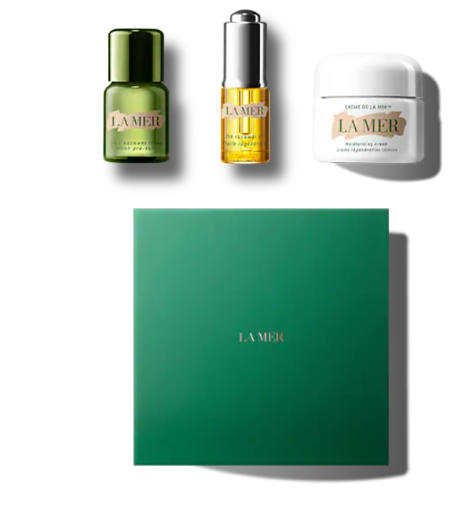6. Creme de la Mer Travel Essentials Set £210 available to purchase from    www.cremedelamer.co.uk