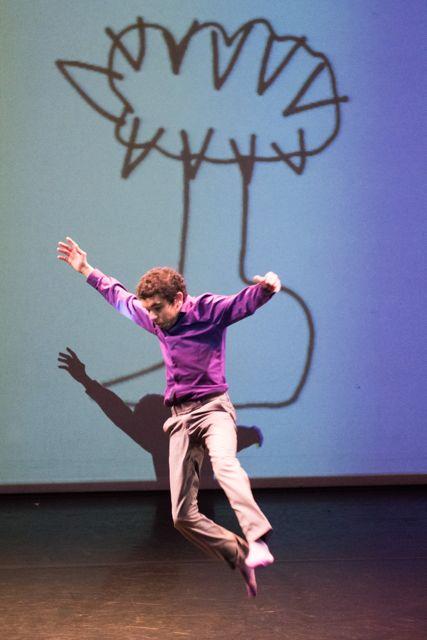 Empty Theatre Dream (2014) - Dilston Grove (CGPLondon), Zinc Arts