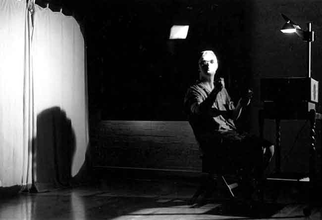 Diary of A Dead Artist (1996) - Southbank Centre; Turtle Key Arts Centre