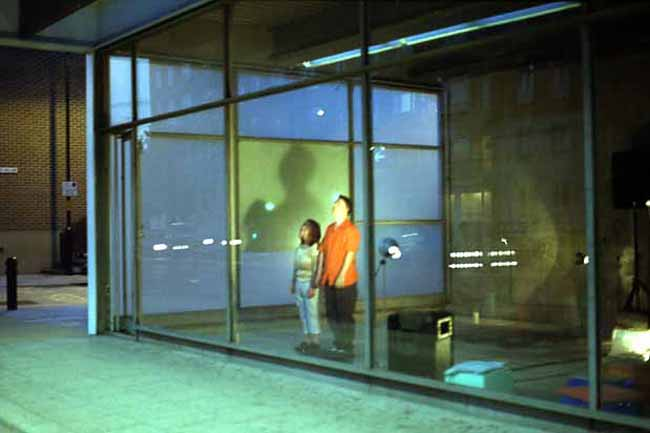 In 24 Hours (2000) - Bermondsey Tube Station, LondonCommissioned by CGP London
