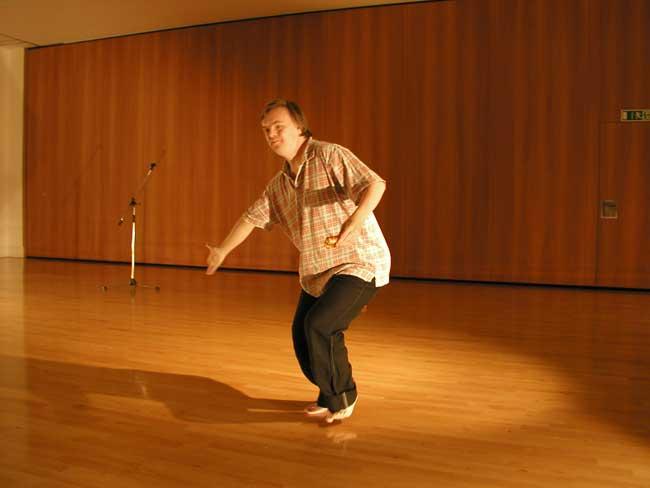 Choreodrome (2003) - The Place Theatre, London