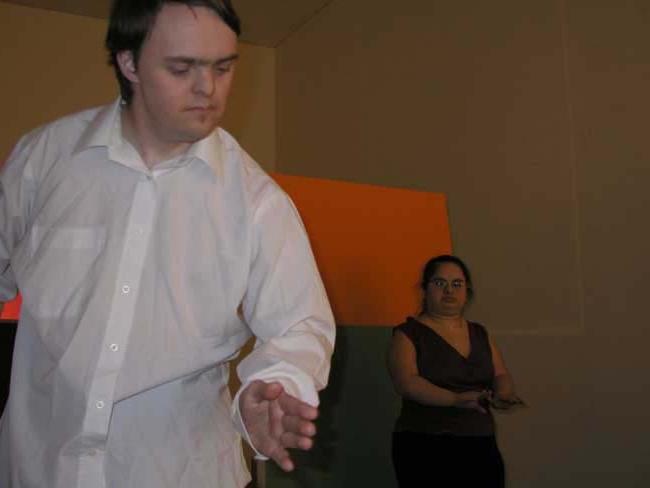 Colour Stereo (2003) - CGP London; Lilian Baylis Theatre, Sadler's Wells