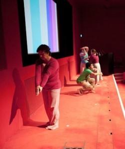 Like a Huge Deep Breath (2011) - Starr Auditorium, Tate Modern