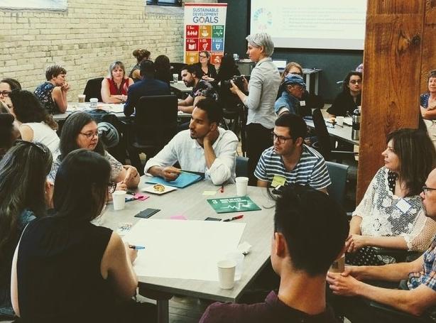 UNSDG workshop