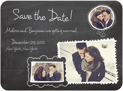 trendy mondays save the date options style elegance wedding