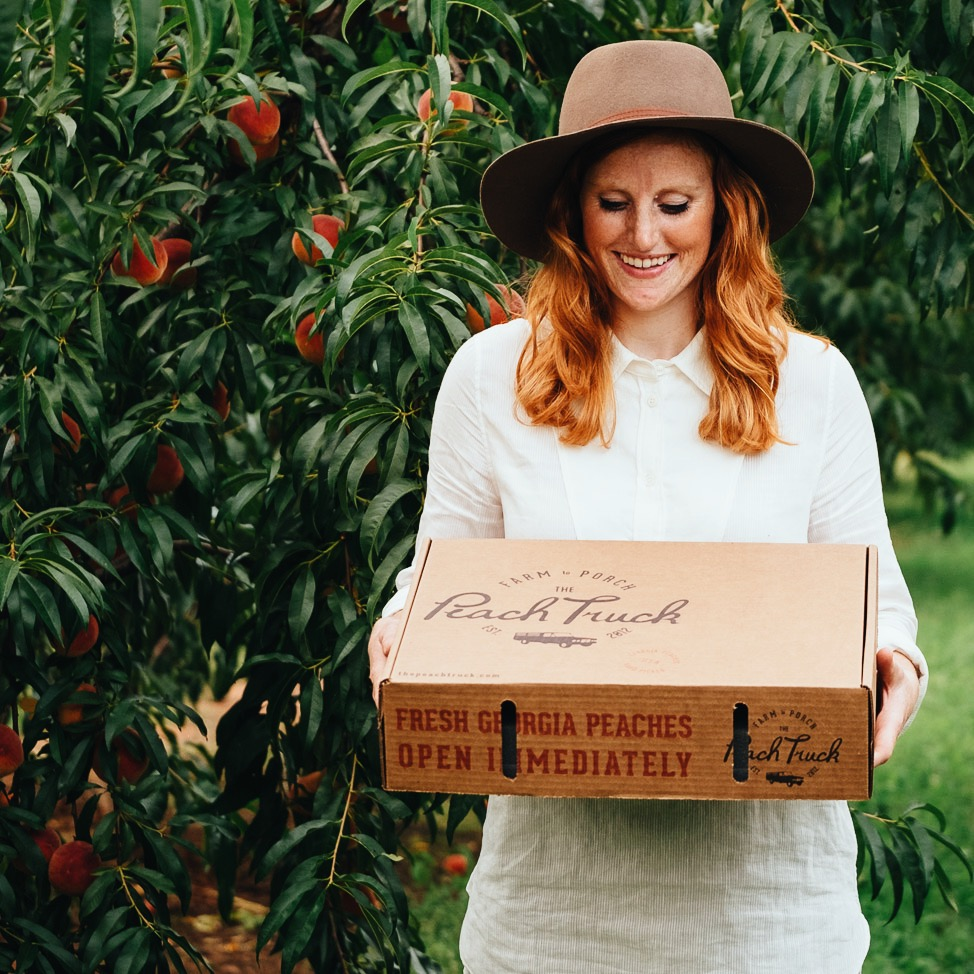 The Peach Truck applied a handful of high-leverage strategies to their existing marketing efforts. The result?  340% revenue increase from the previous year.
