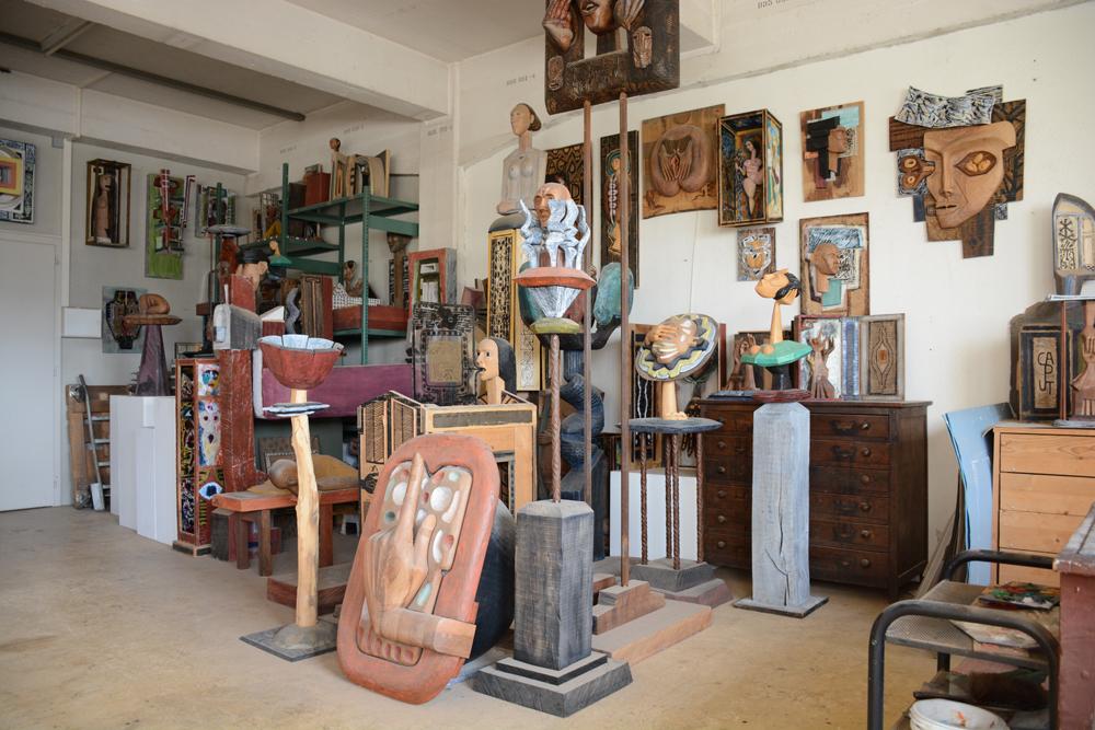 Manuel Müller Studio View 2018