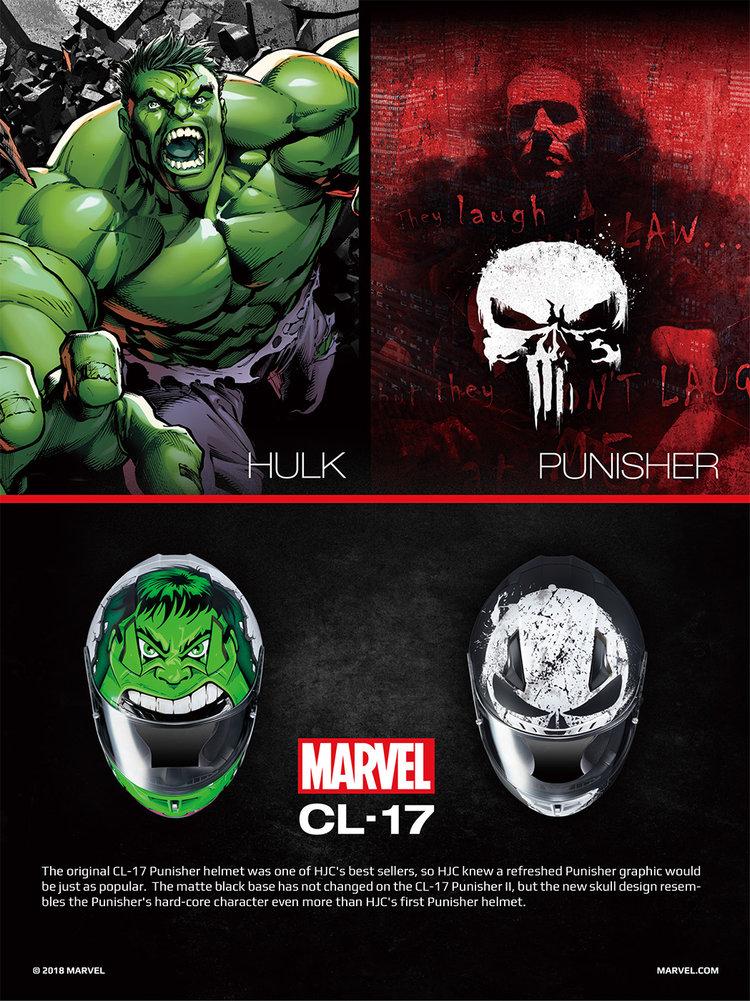 183226560 MARVEL - Hulk   Punisher II — Sullivans New Releases