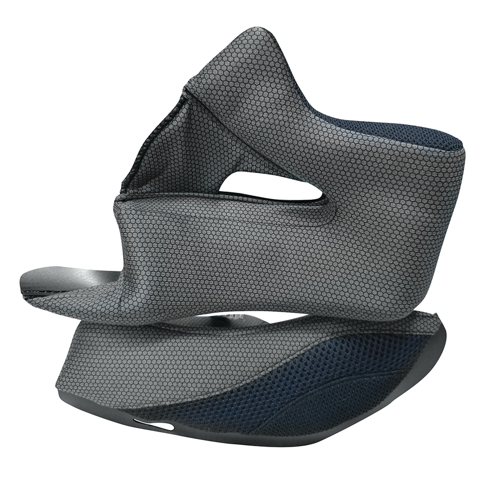 REMOVABLE CHEEK PADS