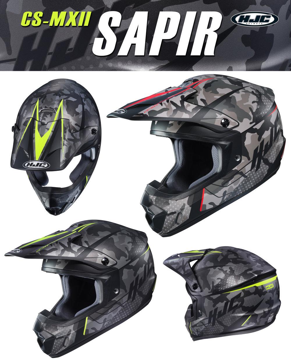 CSMXII Sapir Helmet Post.jpg