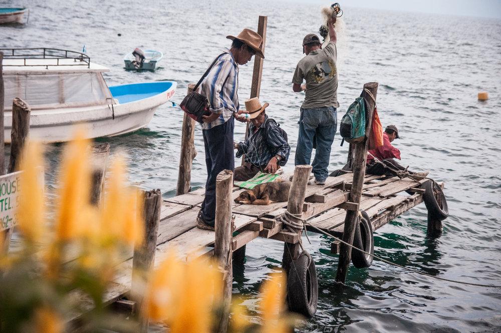Lake Atitlán Guatemalan Highlands
