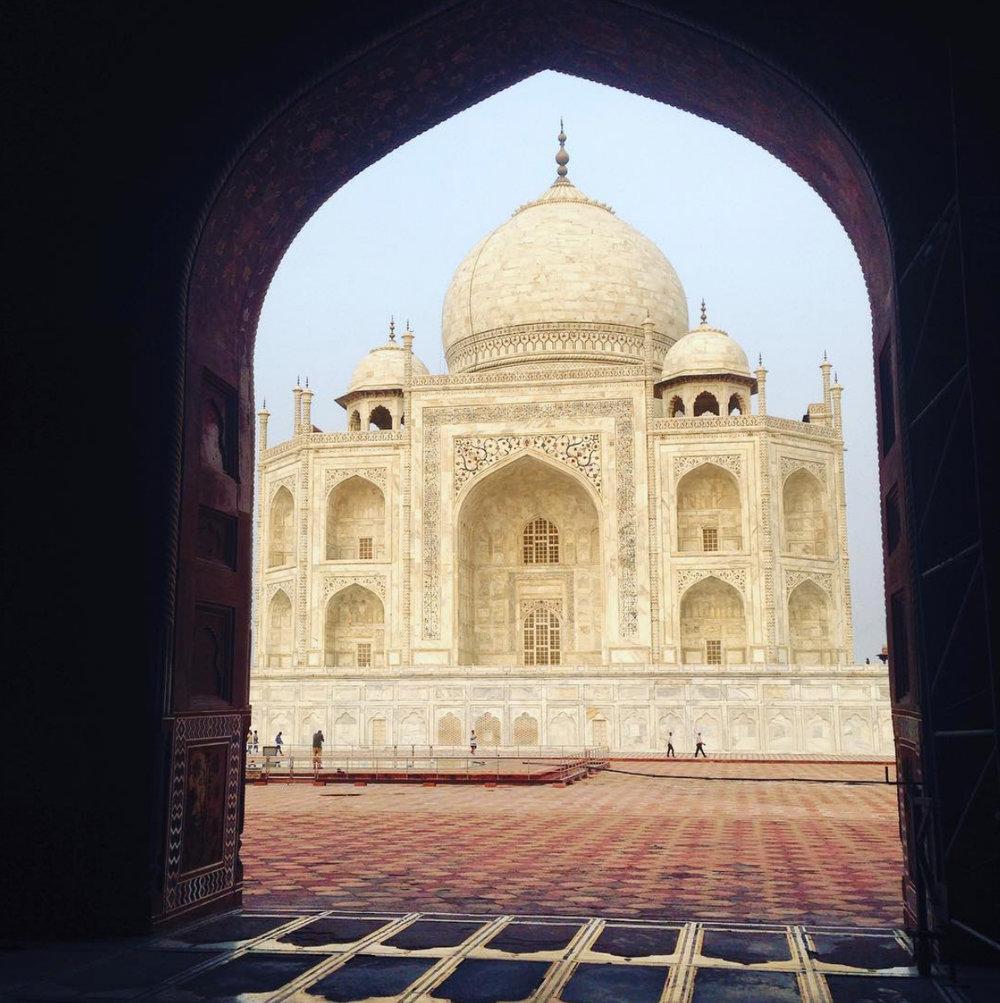 Taj Mahal Accra, India