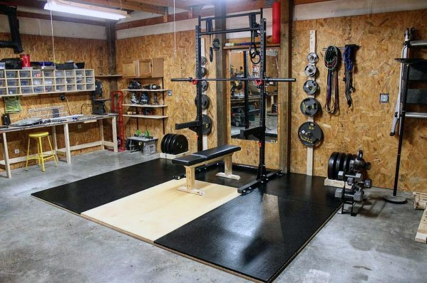 Build a garage gym garage gym else looking to build build garage