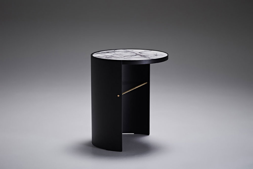Grazia & Co. Stamp Side Table