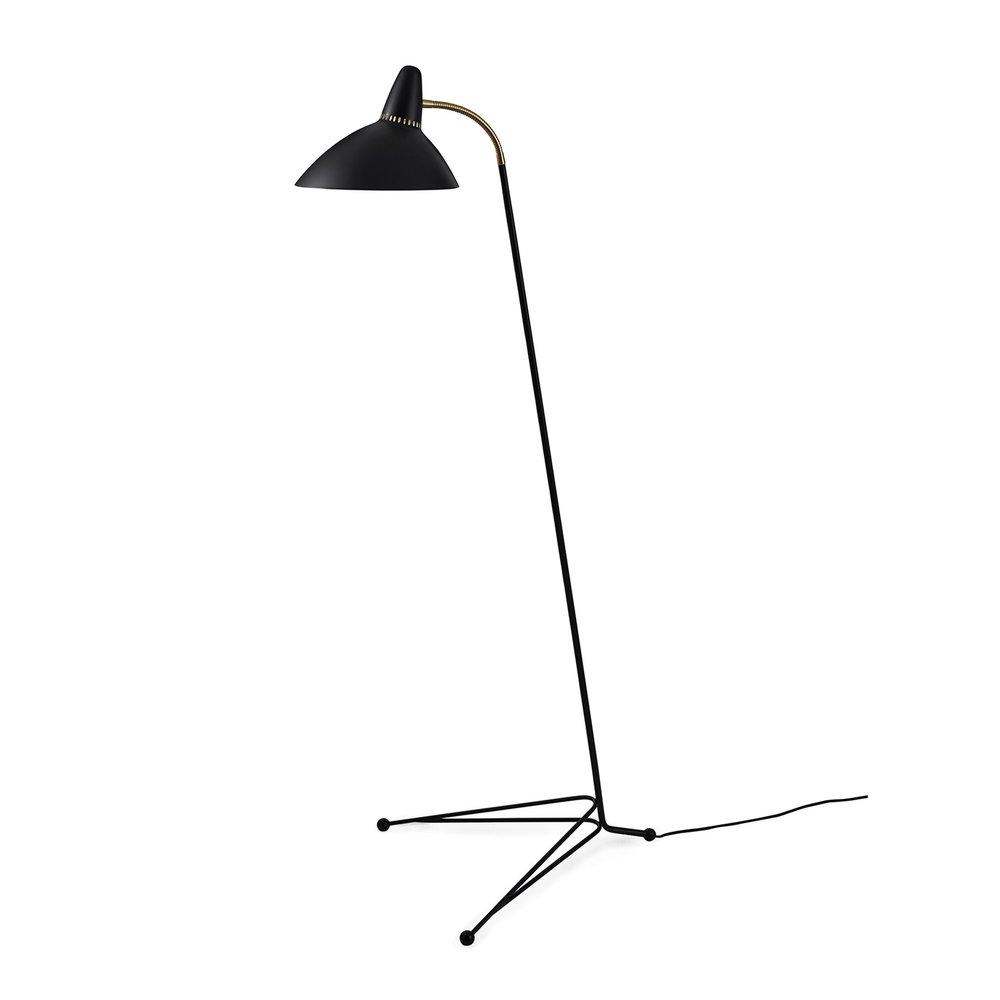 Warm Nordic Lightsome Floorlamp - Black Noir