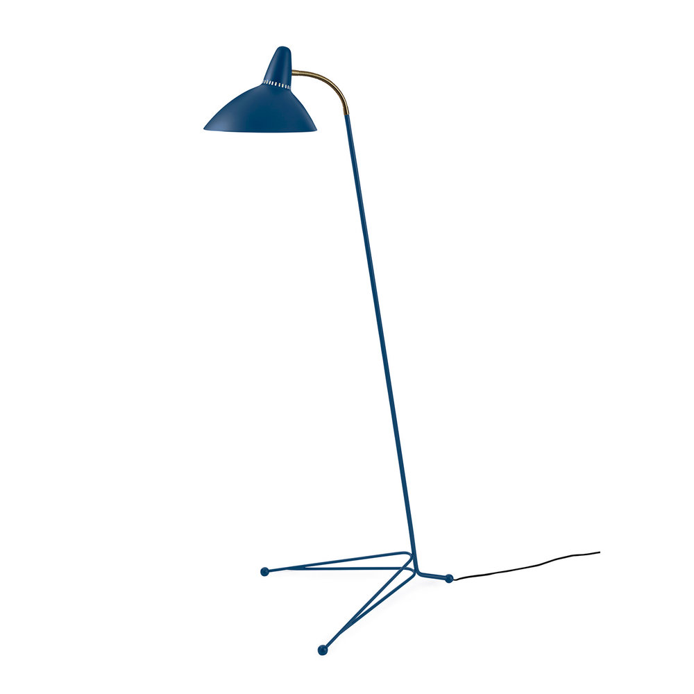 Warm Nordic Lightsome Floorlamp - Azure Blue