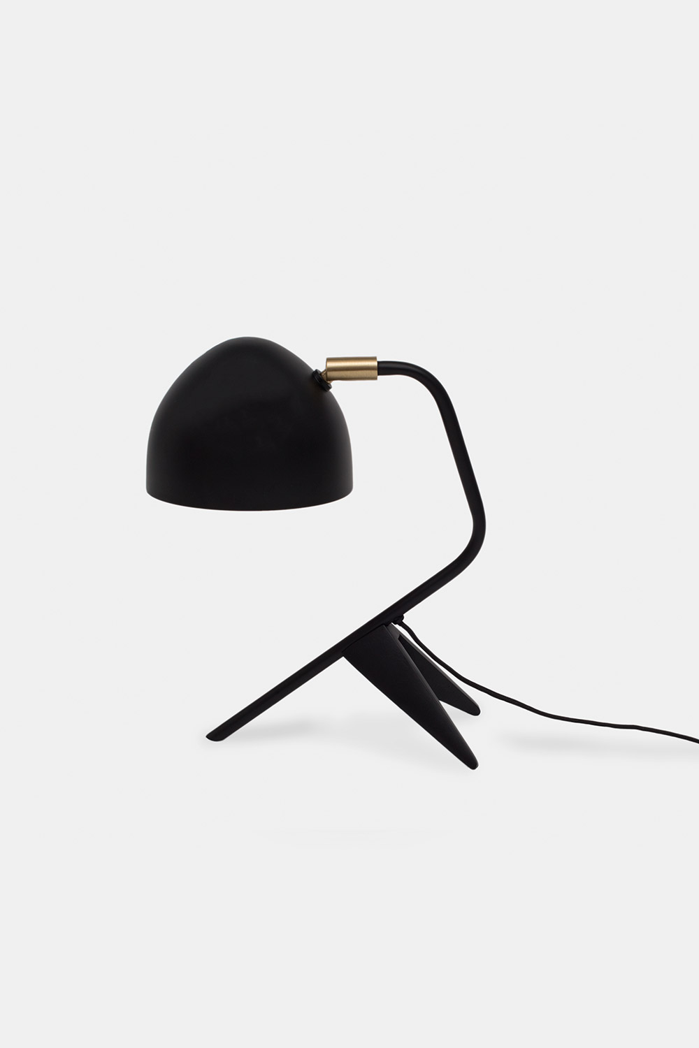 Klassik Studio Studio 1 Table Lamp - Black/Black