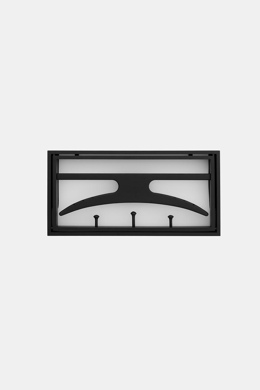 Klassik Studio Hanger - Black/White