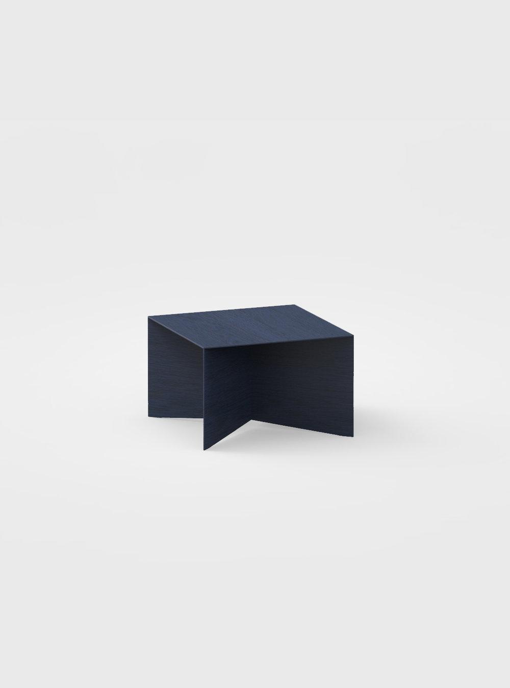 Ariake Paperwood Coffee Table - Indigo Ash