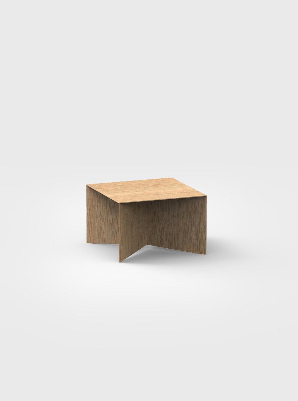 Ariake Paperwood Coffee Table - Oak