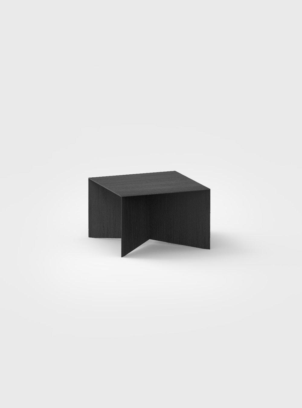 Ariake Paperwood Coffee Table - Sumi Ash