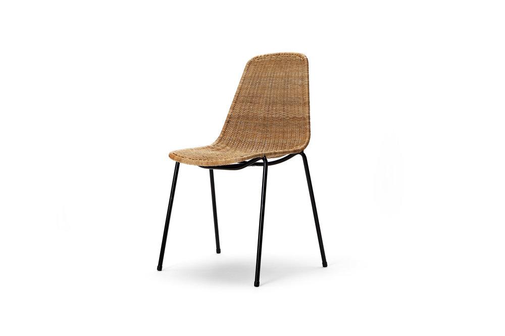 The Basket Chair - Gian Franco Legler, 1951