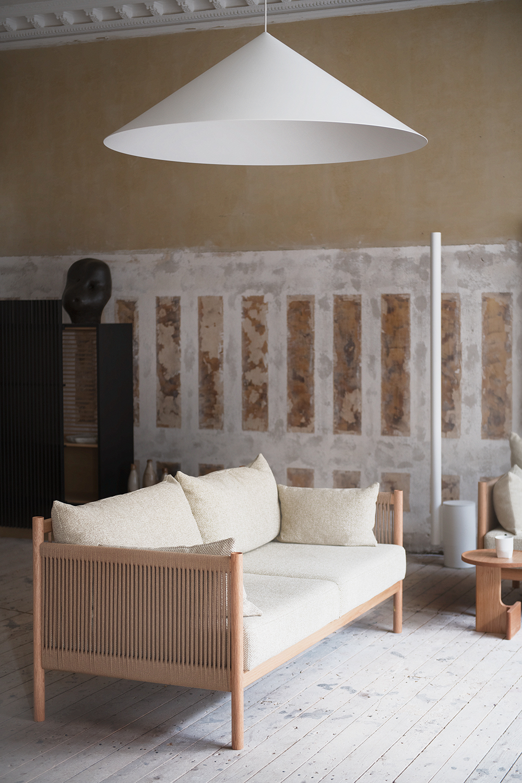 Ariake Braid Sofa by Norm Architects
