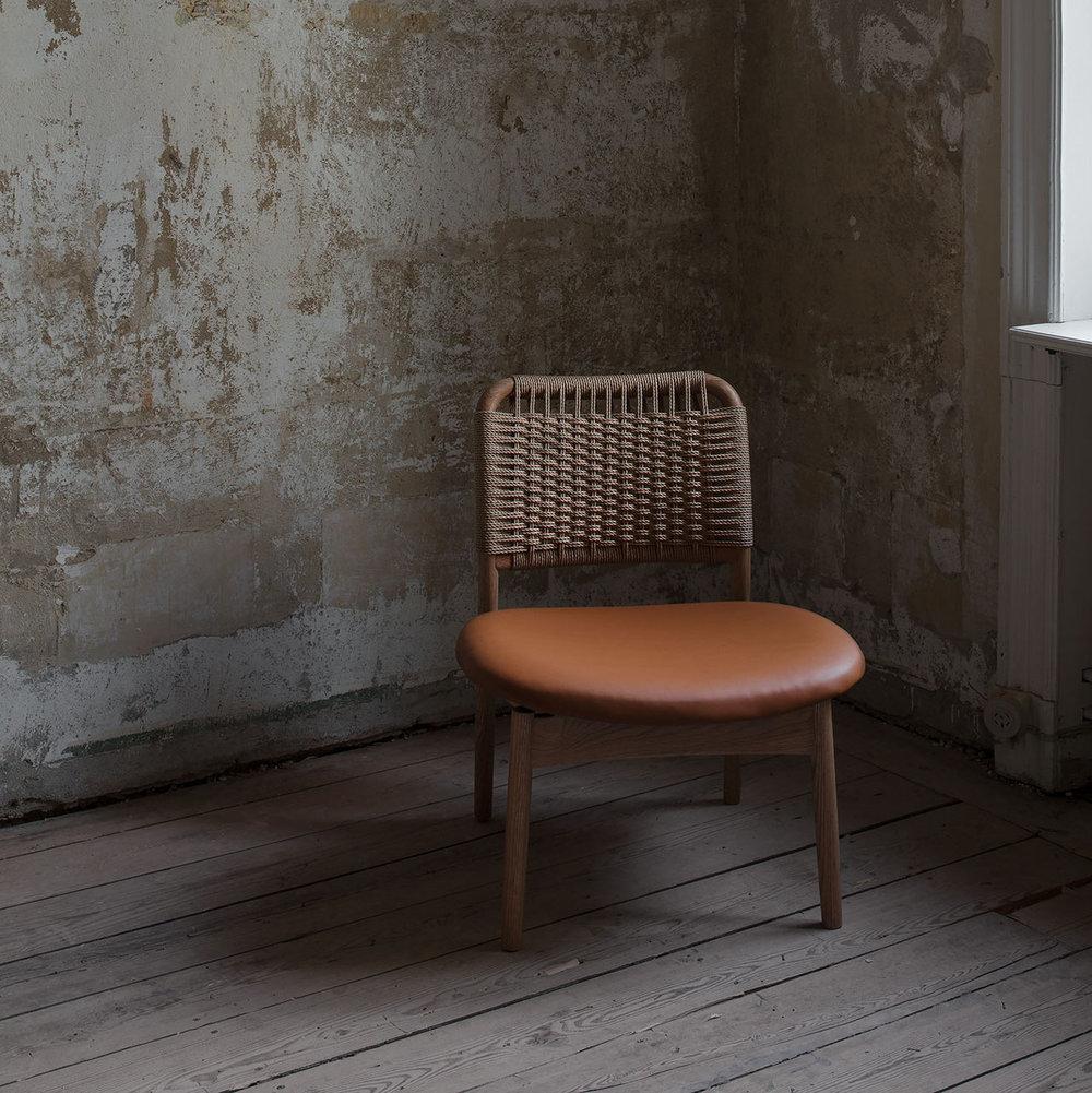 Ariake Saga chair by Anderssen & Voll