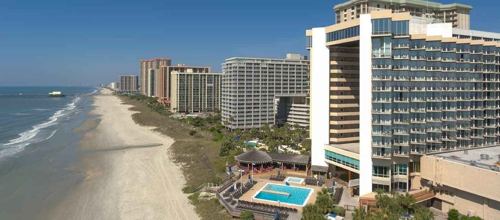 Hilton Myrtle Beach Resort   10000 Beach Club Drive   Myrtle Beach, SC 29572