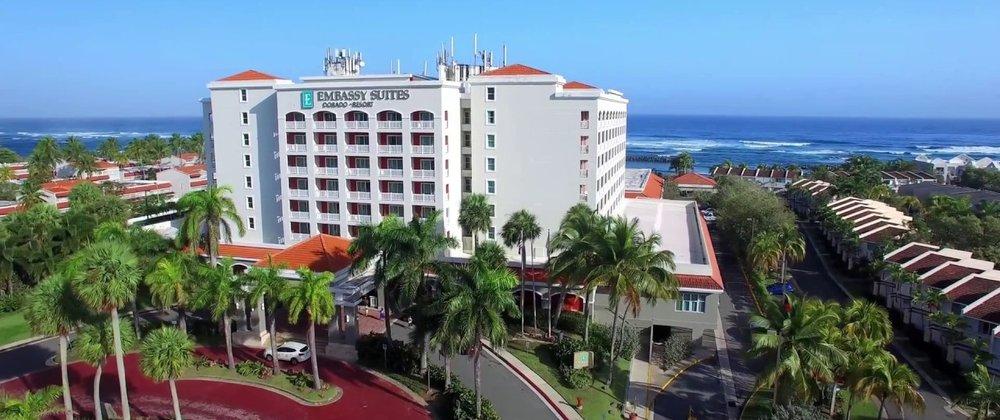 Embassy Suites by Hilton Dorado del Mar Beach Resort  | 201 Dorado Del Mar Boulevard | Dorado, PR 00646
