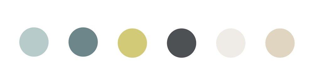 #EURDESIGNSTUDIO @eurdesign_studio brand palette