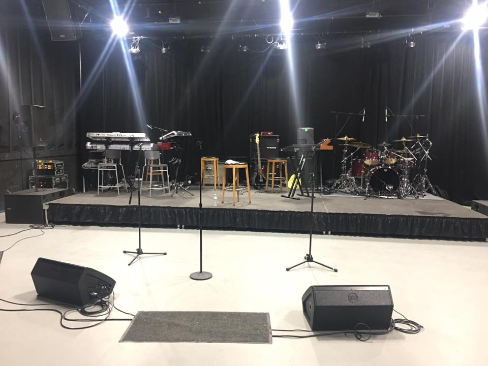 Band Rehearsals - Soundstage B