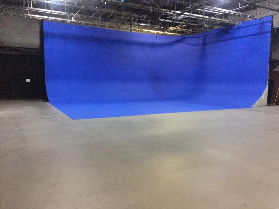 Soundstage A - Nu Millennium Studios