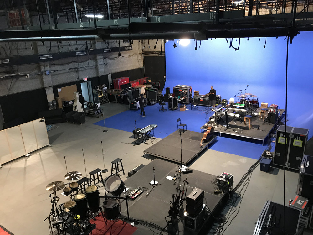 Touring Production Rehearsals - Studio A