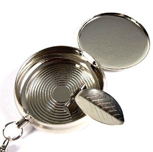 Go For Style - You can always go for a more SteamPunk Style or more refined look for your Ashtray.