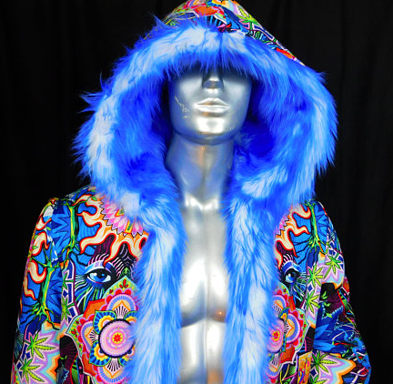 Jacket by  Light Up Coats & The Kings Royal Robes