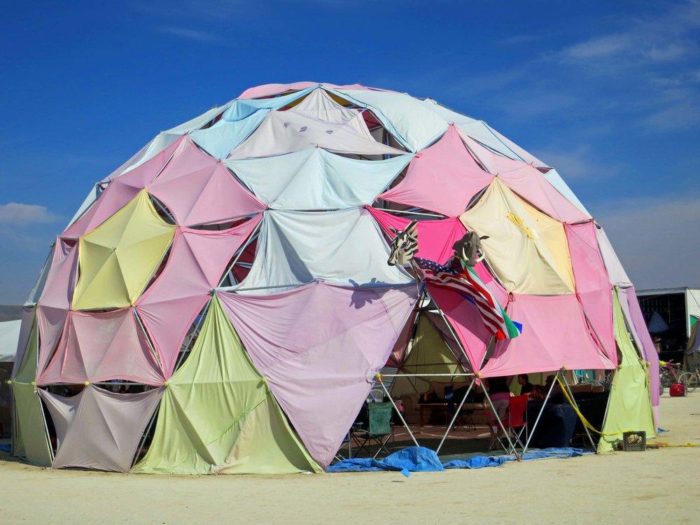 Pastel Dome