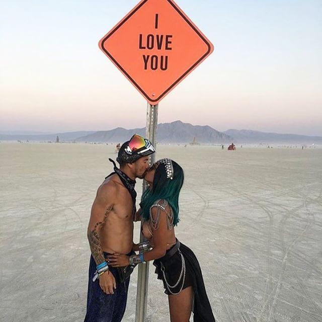 Who would you want with you at Burning Man? Tag them... ➡️ Repost @burnercouples 📷:@eric_2am Follow 👉 @burningmanguides #burningman #brc #blackrockcity #burners #burner #industwetrust #burningmanphotos #burningmanart #playa #burnercouple #love #burnerbabes