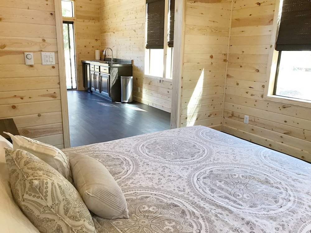 Mandala Springs Cottage Bedroom